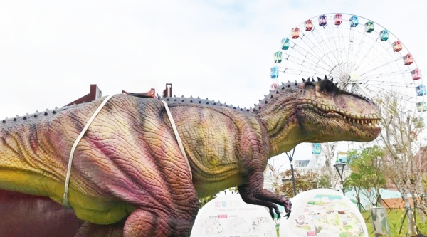 Exhibition / Dinosaurs at Taipei Children's Amusement Park